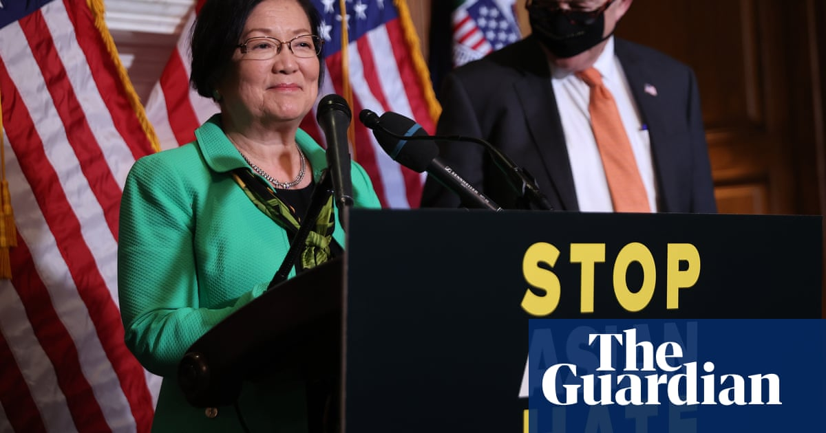 Anti-Asian hate crimes bill passes Senate with bipartisan support - the guardian