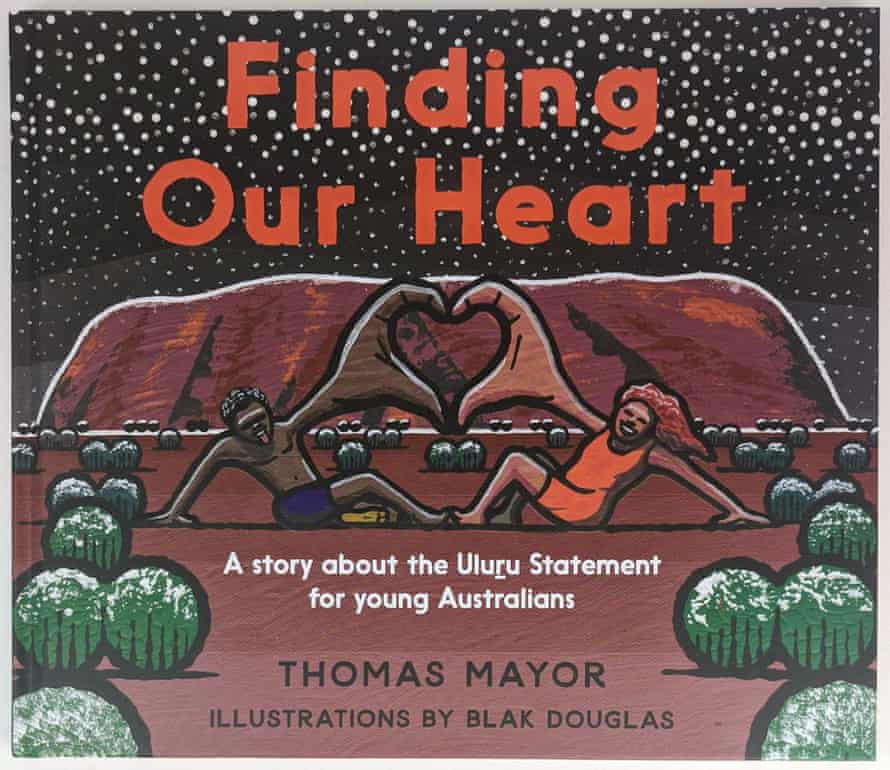 Finding Our Heart – A story about the Uluru Statement for young Australians