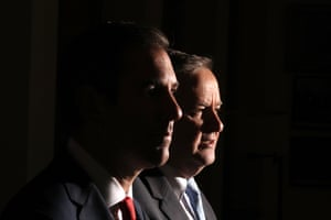 Labor's new leadership