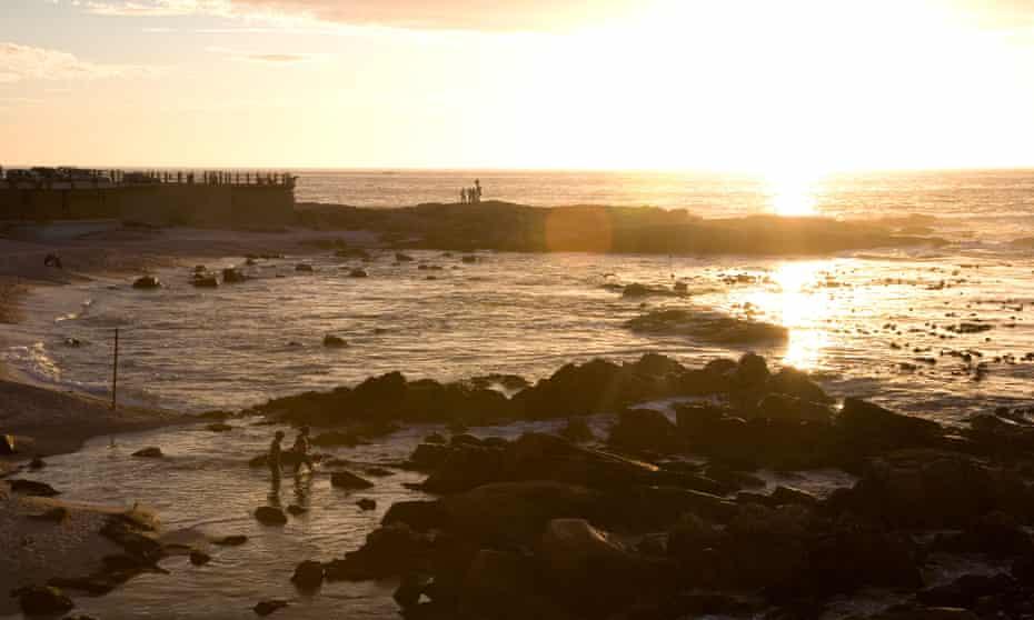 Queen's Beach, near Cape Town