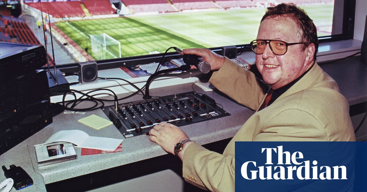 The stadium announcers who have soundtracked English football