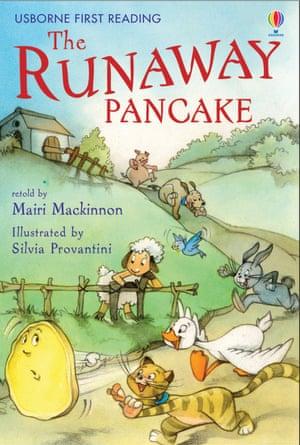 The Runaway pancake cover