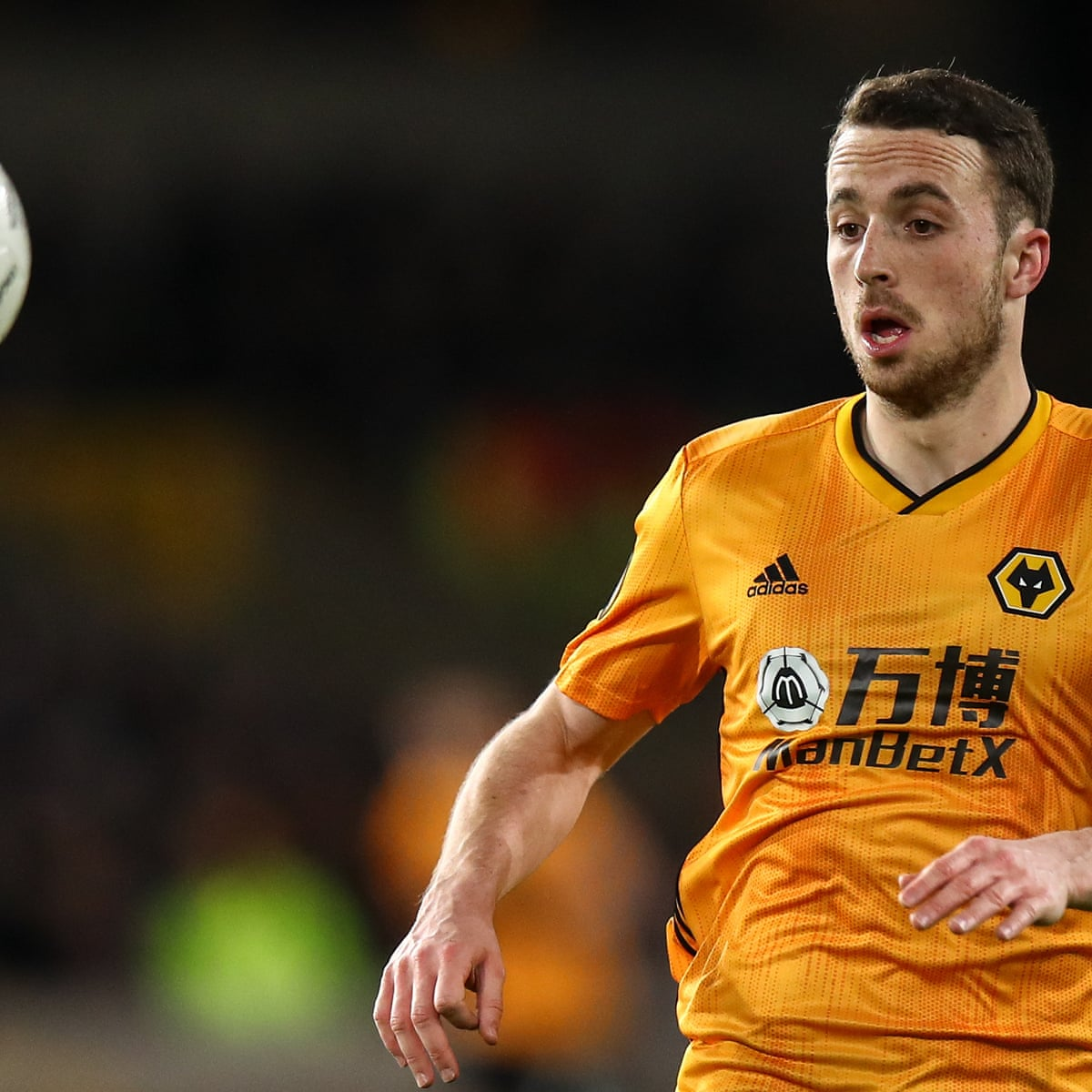 Wolves Diogo Jota I M Coaching Telford United On Football Manager Wolverhampton Wanderers The Guardian
