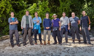 'Savagely unlikable people we'll be glued to'... contestants on The Island With Bear Grylls.