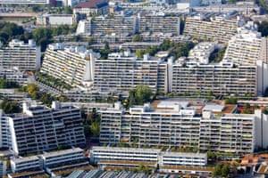 Former Olympic Village, Munich