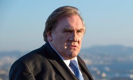 Gérard Depardieu as the mayor in the Netflix series Marseille.