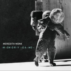 Meredith Monk: Memory Game album art work