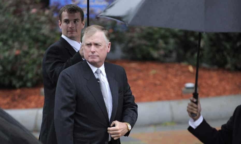 Former vice-president Dan Quayle told Pence: 'Mike, you have no flexibility on this.'