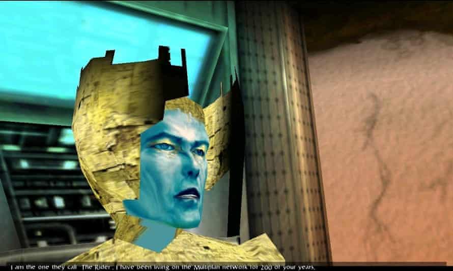 Omikron: Nomad Soul