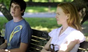 With Nicole Kidman in Rabbit Hole, his first big break.