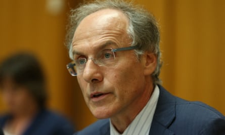 Chief scientist Alan Finkel