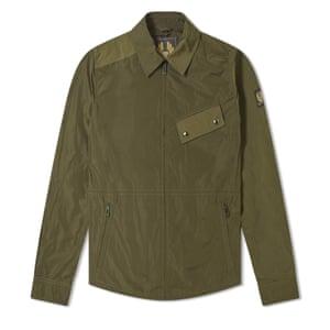 Camber Nylon Zip, £225, Belstaff endclothing.com