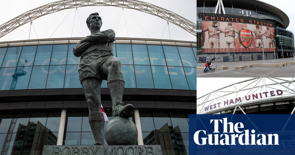 Thousands of casual workers at major football stadiums left without pay