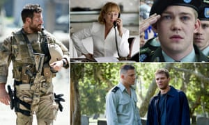 American Sniper, Rendition, Billy Lynn's Long Halftime Walk and Stop Loss.