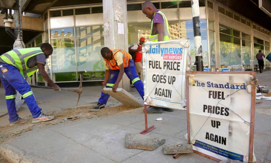 Fuel prices in Zimbabwe have increased for the fourth time in six months.
