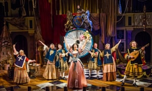 Nell Gwynn Review Gemma Arterton Sparkles In Chaotic