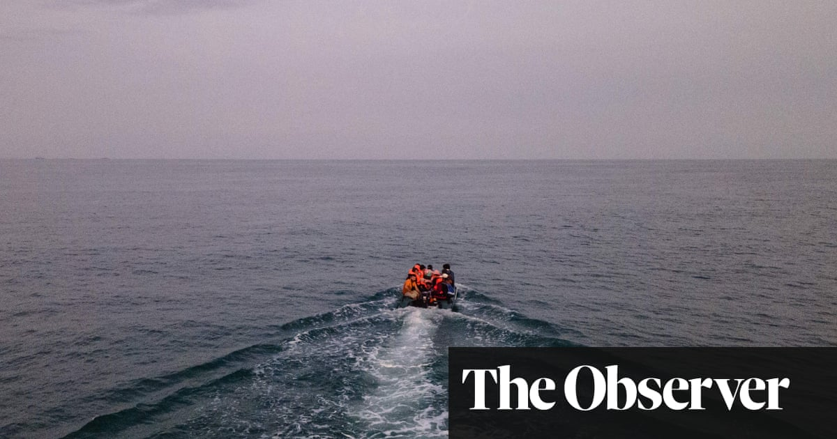 Asylum seekers risked all to get to the UK, then they were deported at dawn