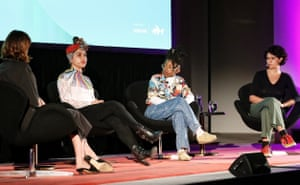 All about women 2019: Maddison Connaughton, Aya Chebbi, Ayishat Akanbi and Aretha Brown