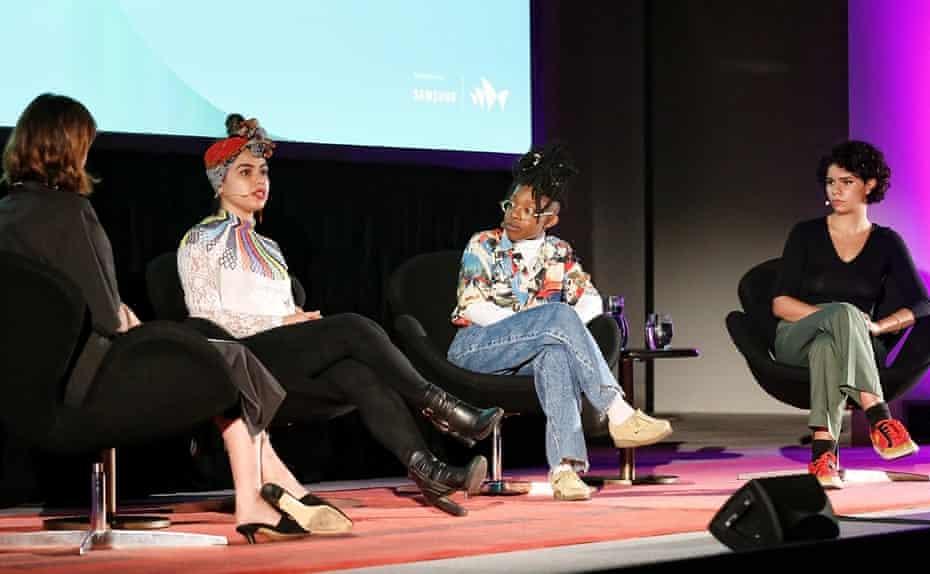 All about women 2019: Maddison Connaughton, Aya Chebbi, Ayishat Akanbi and Aretha Brown