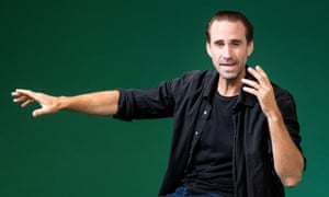 Joseph Fiennes … 'There are some very angry women in red out there.'