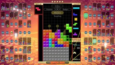 Tetris 99.