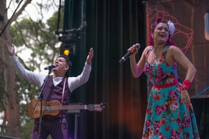 Womadelaide 2019: tango, Afrobeat and chalk dust – in