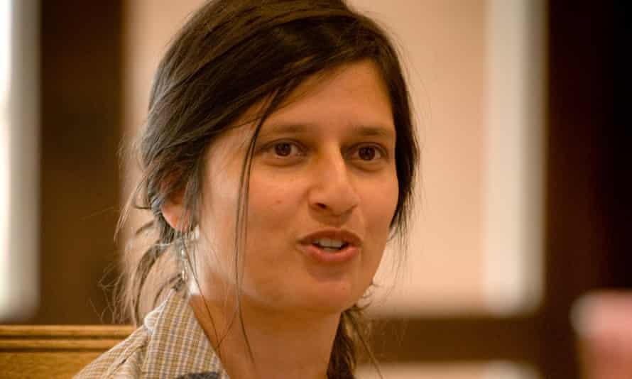 Bhanu Kapil.