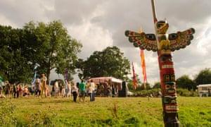 Campo Sancho festival, Hertfordshire.