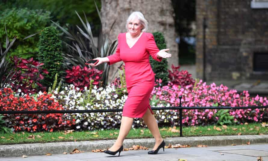 Queen clogs and shawls... the new foreign minister for digital, culture, media and sports
