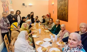 Touchstone's BAME dementia cafe in Leeds