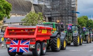 Tractors in Westminster