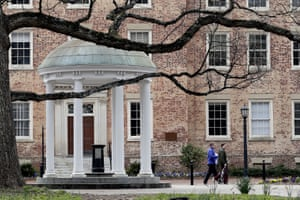 University of North Carolina in Chapel Hill.