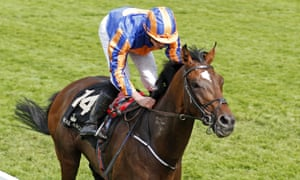 Order Of St George and Ryan Moore
