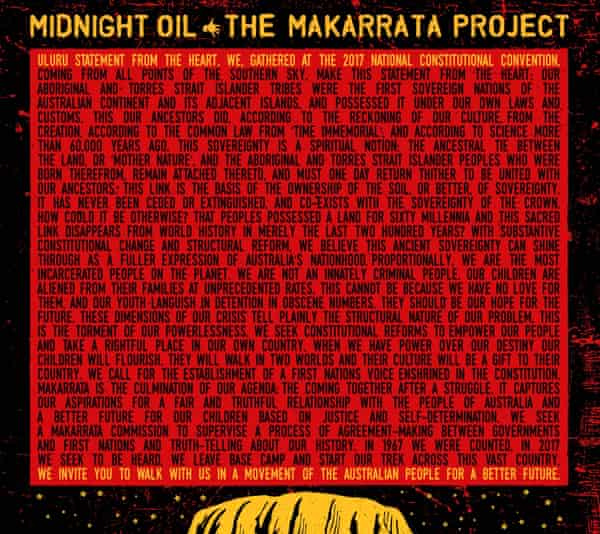 Cover image of The Makarrata Project.