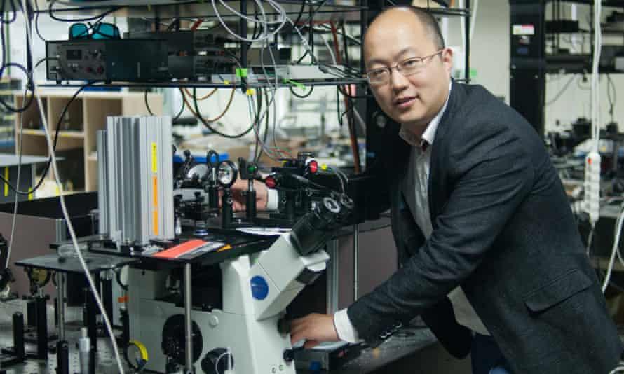 Professor Paul Park