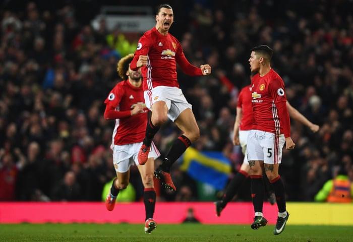 d8868946a Manchester United v Liverpool  Premier League - as it happened ...
