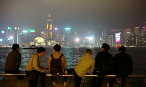 Where the wind blows how china 39 s dirty air becomes hong kong 39 s problem cities the guardian - Air china hong kong office ...