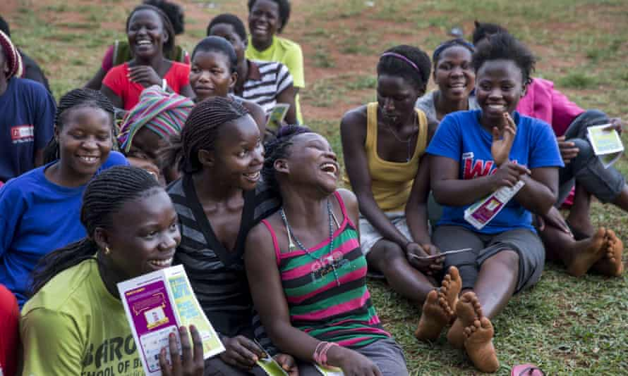 A family planning outreach programme in Busia, Uganda