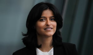 Munira Mirza during her time as Johnson's deputy mayor for education and culture.