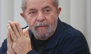 Brazil's former President Luiz Inacio Lula da Silva will be 72 by the time of the next election in 2018.