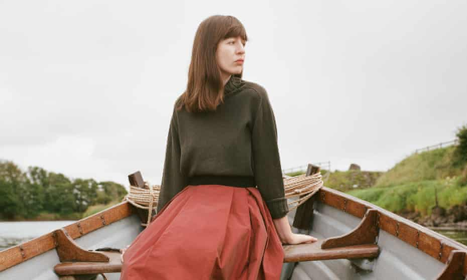 """Sally Rooney: 'is this her way of shrugging off the """"voice of a generation"""" tag?'"""