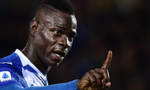 Brescia's Mario Balotelli is believed to have refused a consensual termination of his deal, leading the club to curtail it unilaterally.