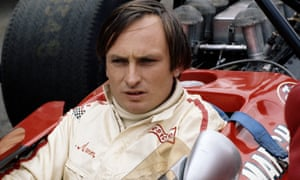 Chris Amon at the British Grand Prix at Brands Hatch in 1970.