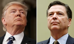 Donald Trump asked James Comey to drop an investigation into Michael Flynn's ties to Russia, Comey says.