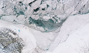 Last month, Trump approved the go-ahead of the Liberty project to extract oil from beneath the Beaufort Sea.