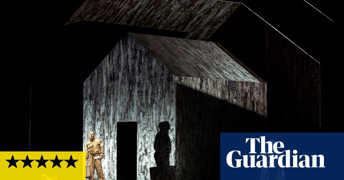Fin de partie review – Kurtág's thrilling endgame | Music | The Guardian