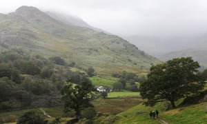 Little Langdale in the Lake District.
