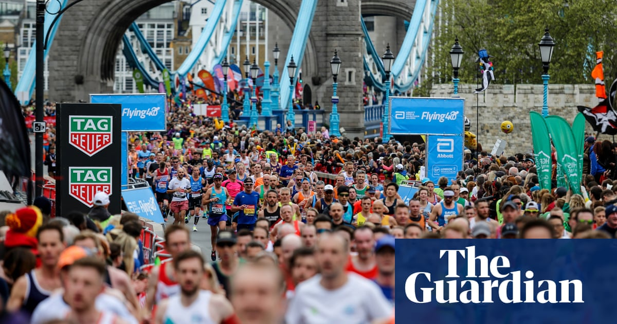 London Marathon organisers hope to set world record for runners in 2021