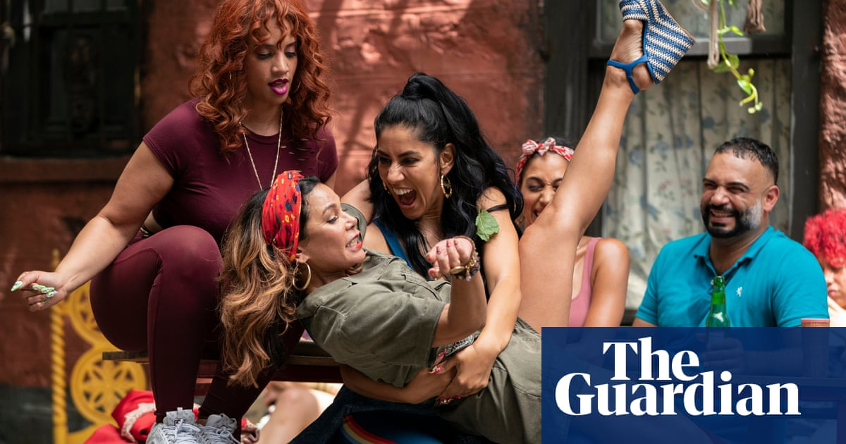 'Craziest thing I've ever done': how In the Heights pulled off its most spectacular dance numbers