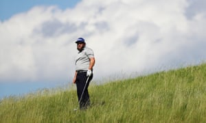 Andrew 'Beef' Johnston has made a strong start.